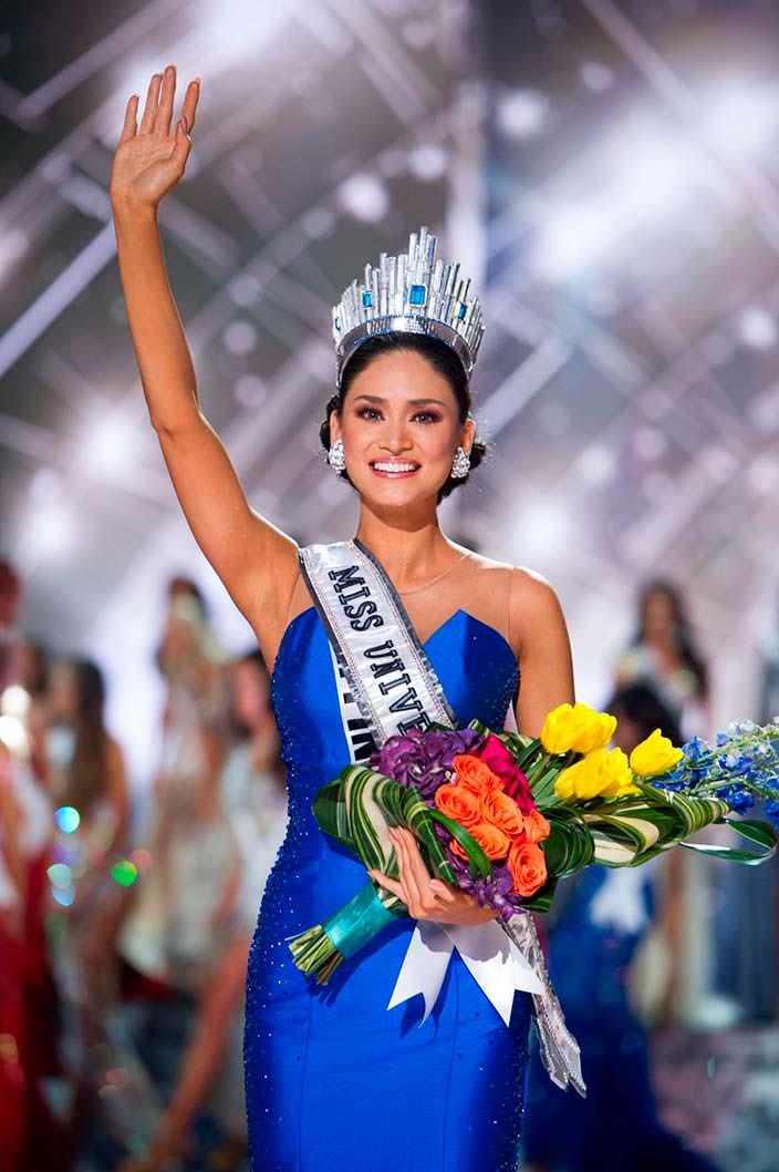 Пия Алонсо Вуртцбах - Мисс Филиппины 2015