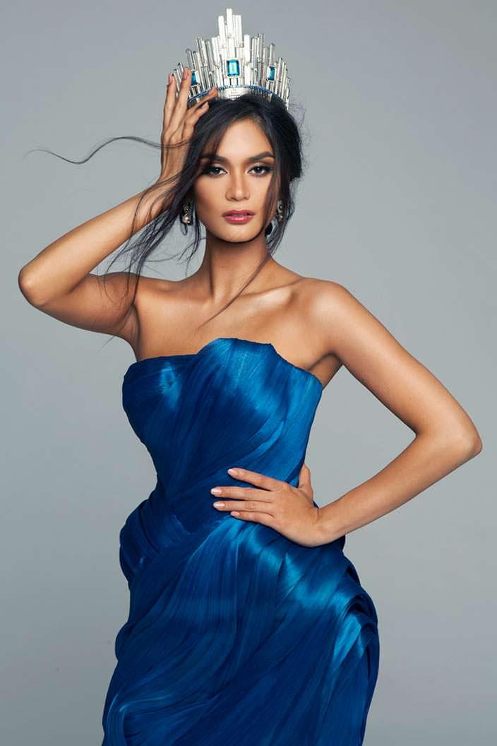 Пия Алонсо Вуртцбах - Мисс Вселенная 2015