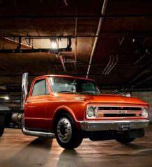 Пикап Chevrolet C-10 из «Форсажа» продают на eBay | фото, цена