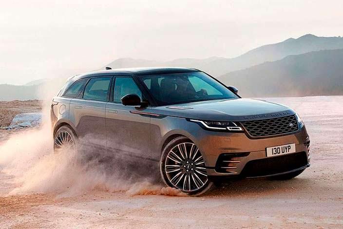 Range Rover Velar. Лучший автомобиль 2018 года