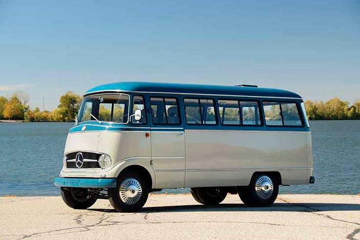 Mercedes-Benz O 319 1959 года выпуска