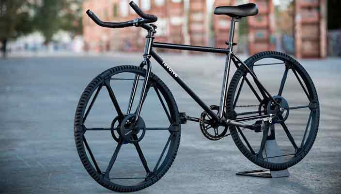 Андре Моцеллин заново изобрел колесо