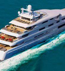 Самые большие яхты в мире, которые еще строят. ТОП-10 с фото