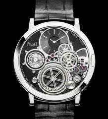 Piaget Altiplano Ultimate Concept - самые тонкие часы в мире