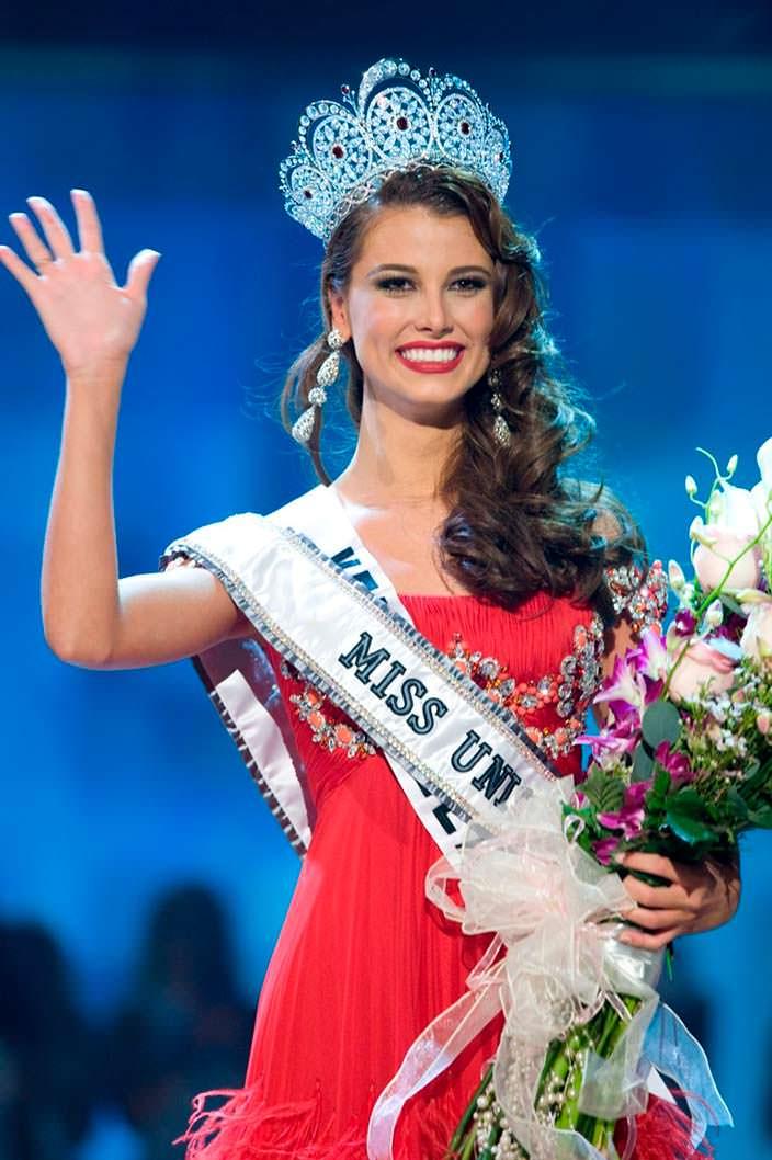 Стефания Фернандес - Мисс Вселенная 2009