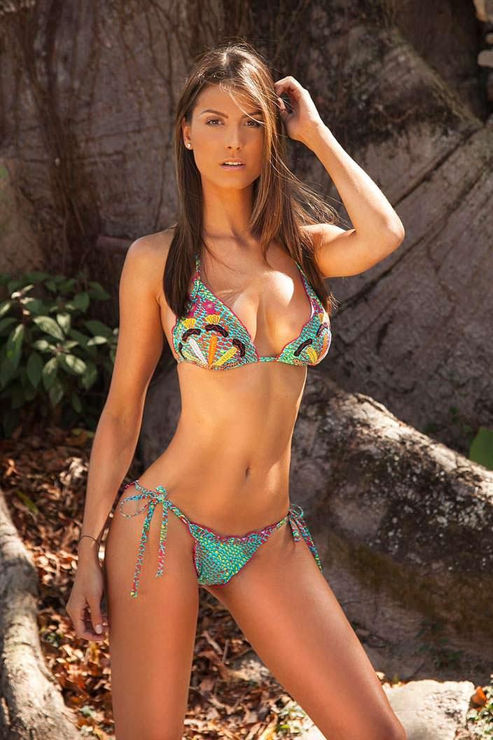 Фото | Мисс Вселенная 2009 в купальнике