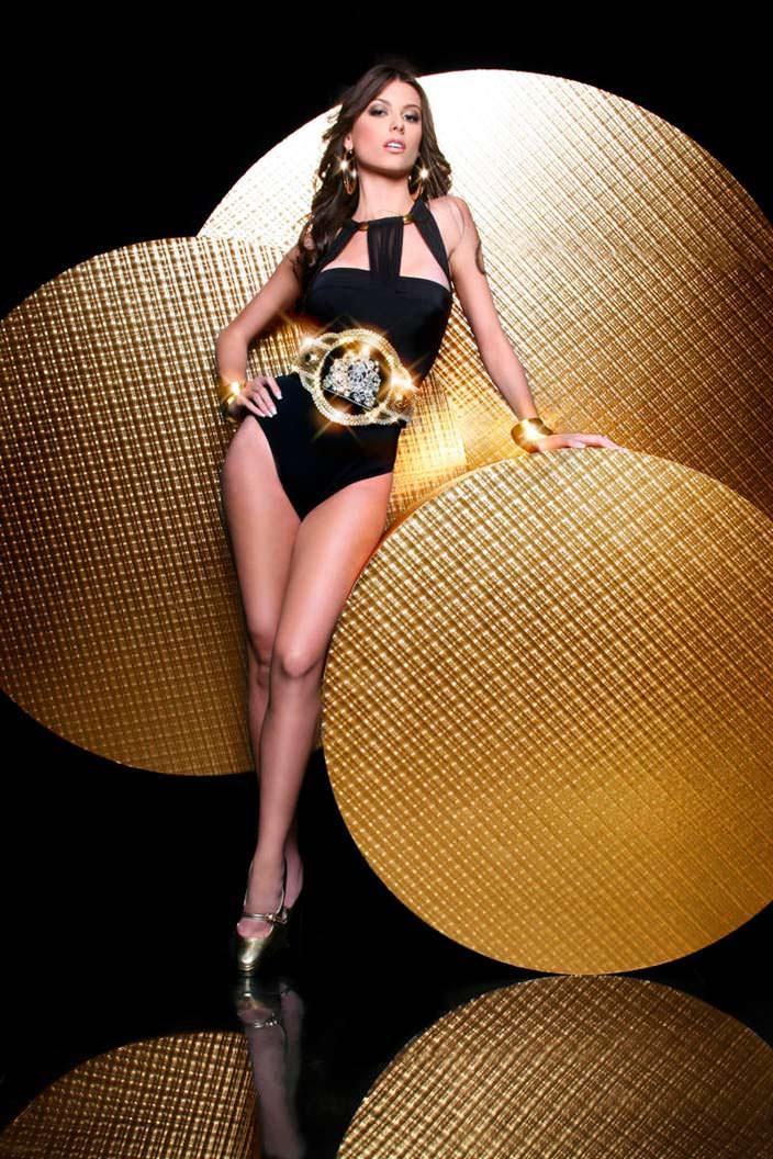 Стефания Фернандес - 58-я Мисс Вселенная