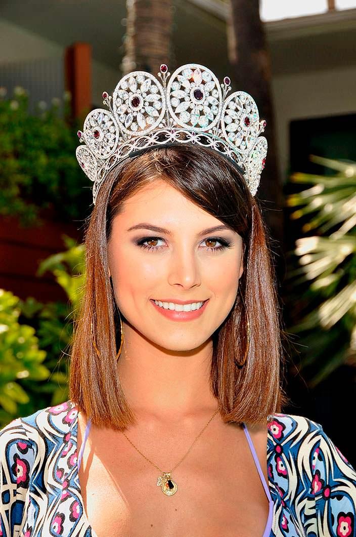 Стефания Фернандес - Мисс Венесуэла 2008
