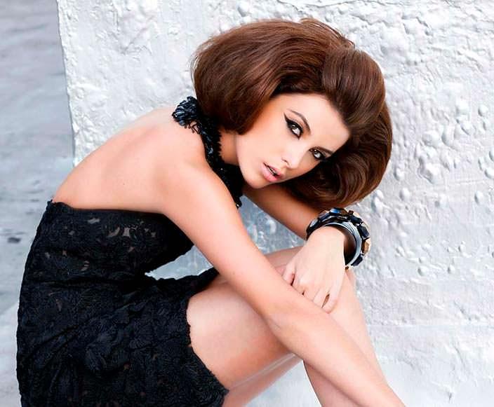 Стефания Фернандес - Мисс Трухильо 2008