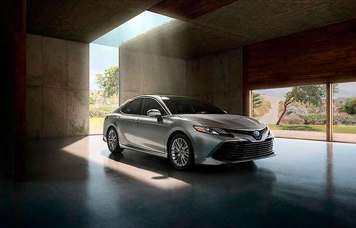 Toyota Camry. Лучший автомобиль 2018 года