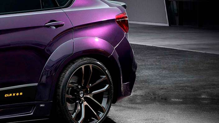 22-дюймовые колёсные диски BMW X6 от TopCar