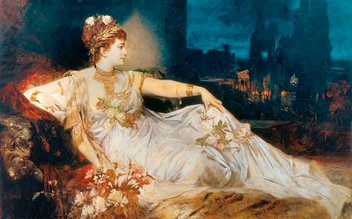 Валерия Мессалина - самая развратная первая леди в истории