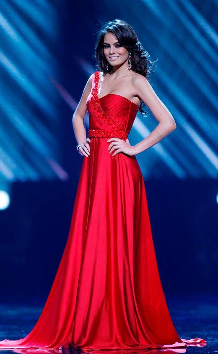 Победительница «Мисс Вселенная 2010»