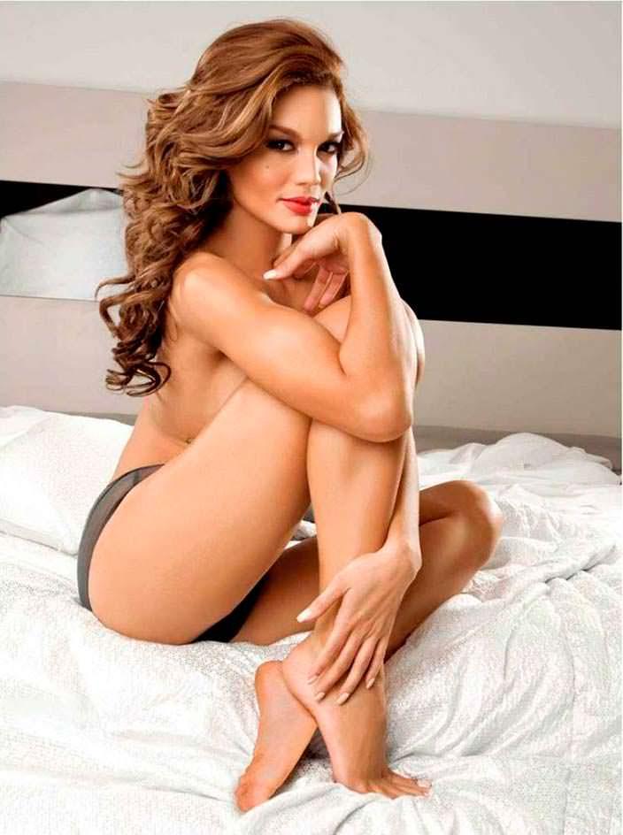Сулейка Ривера, откровенное фото