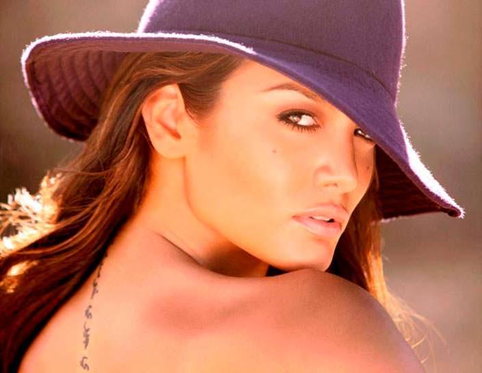 Сулейка Ривера - модель из Пуэрто-Рико