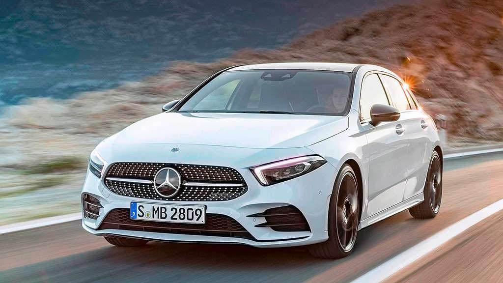 Новый Mercedes-Benz A-Class 2019