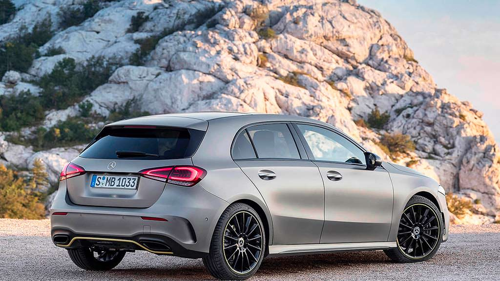Mercedes-Benz A-Class четвертого поколения