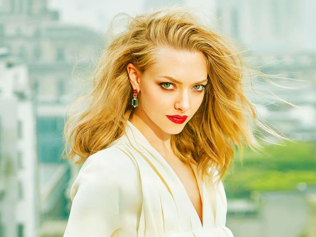Аманда Сайфред - самая красивая блондинка мира