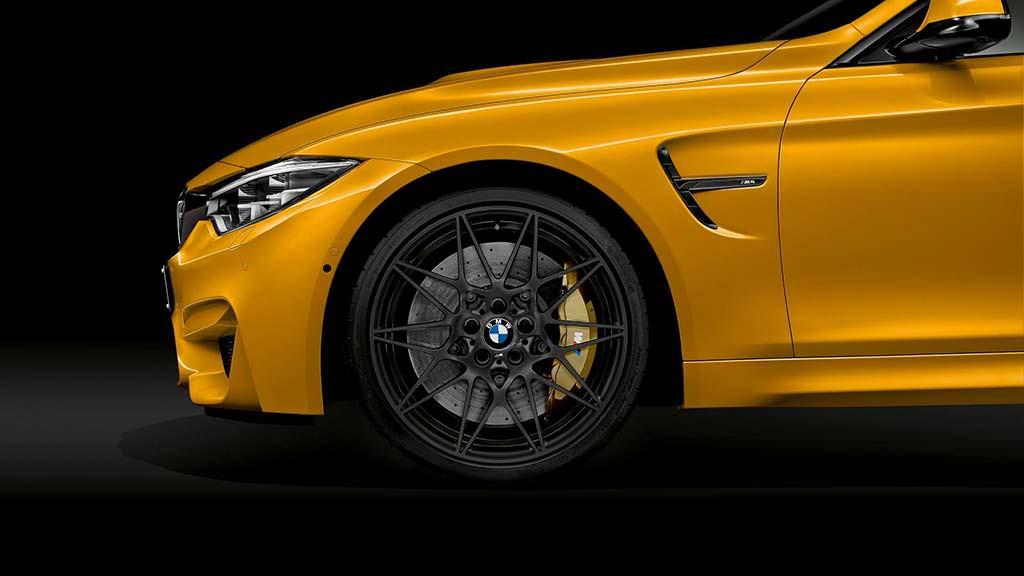 Колёса 20-дюймов BMW M4 Convertible Edition 30 Jahre