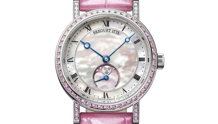 Breguet подготовил женские часы ко дню Св. Валентина