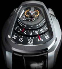 Phenomen Axiom - новые часы для водителей в стиле hi-tech