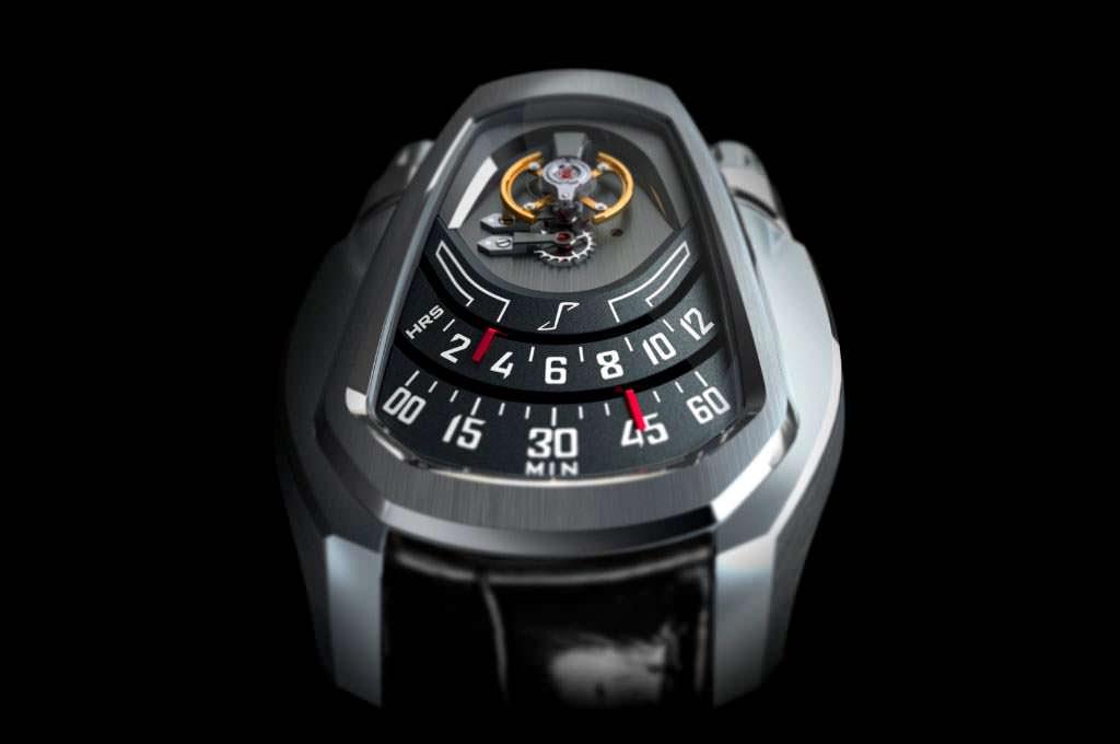 Часы для водителей Phenomen Axiom в стиле hi-tech
