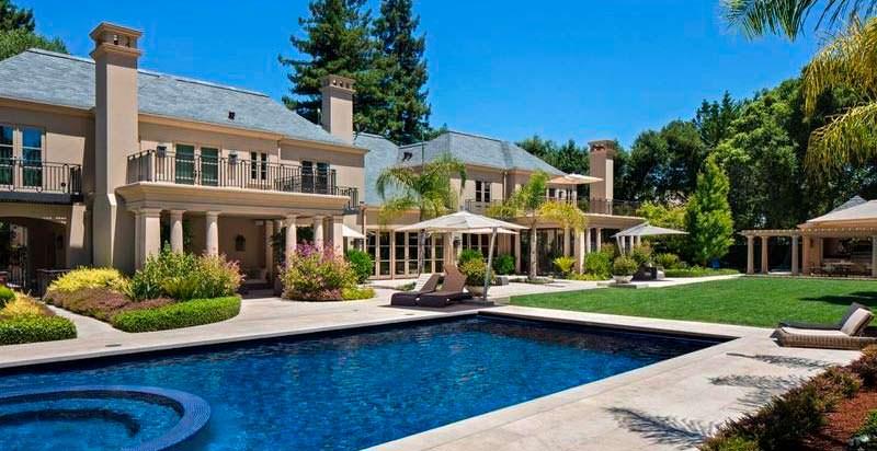 Дом в Калифорнии директора Seagate