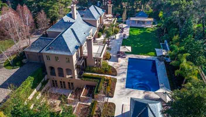 Директор Seagate Стивен Луксо продает дом в Калифорнии | фото