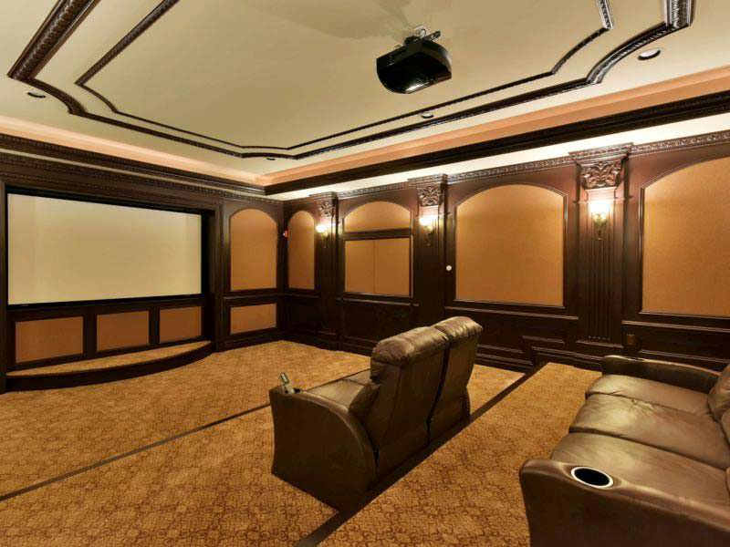 Домашний кинотеатр на 14 мест