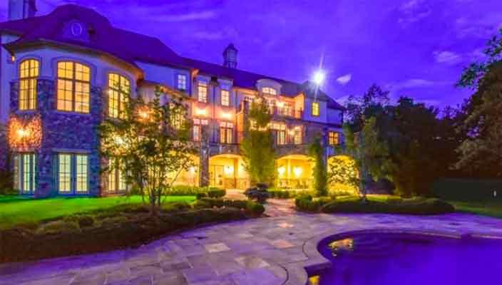 Певица Мэри Джей Блайдж продает дом в Нью-Джерси | фото, цена