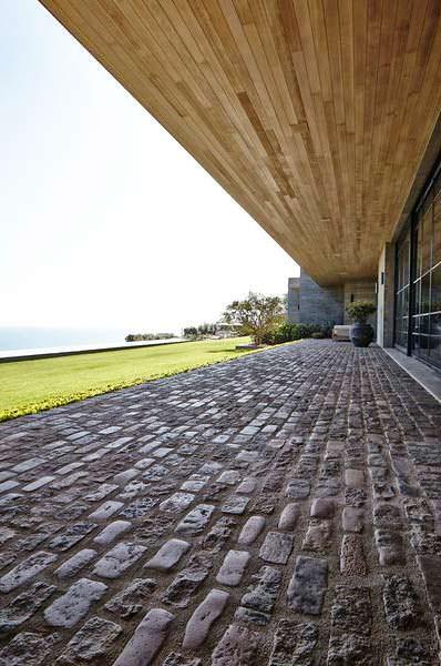 Фото | Дом миллиардера на берегу Тихого океана
