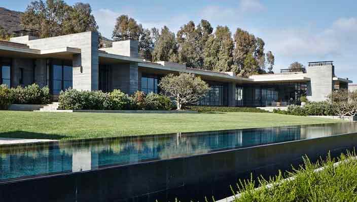 Миллиардер Дарил Кац показал свой новый дом | фото, цена