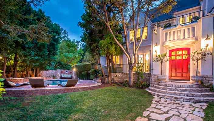 Диджей Moby продает дом в Лос-Анджелесе. Цена $4,5 млн, фото