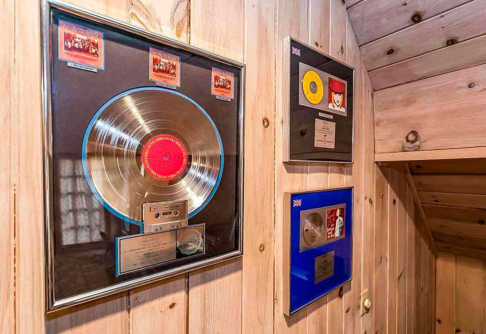 Платиновые альбомы Синди Лопер