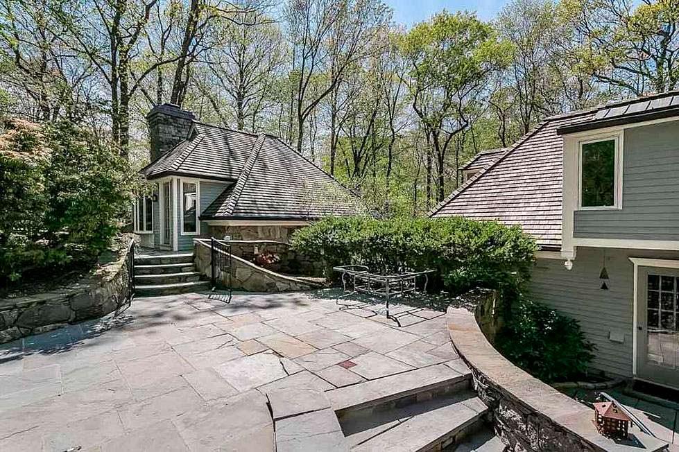 Дом певицы Синди Лопер в Коннектикуте