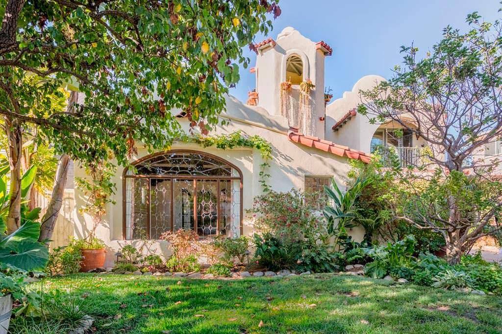 Дом Элисон Ханниган и Алексиса Денисофа в Санта-Монике