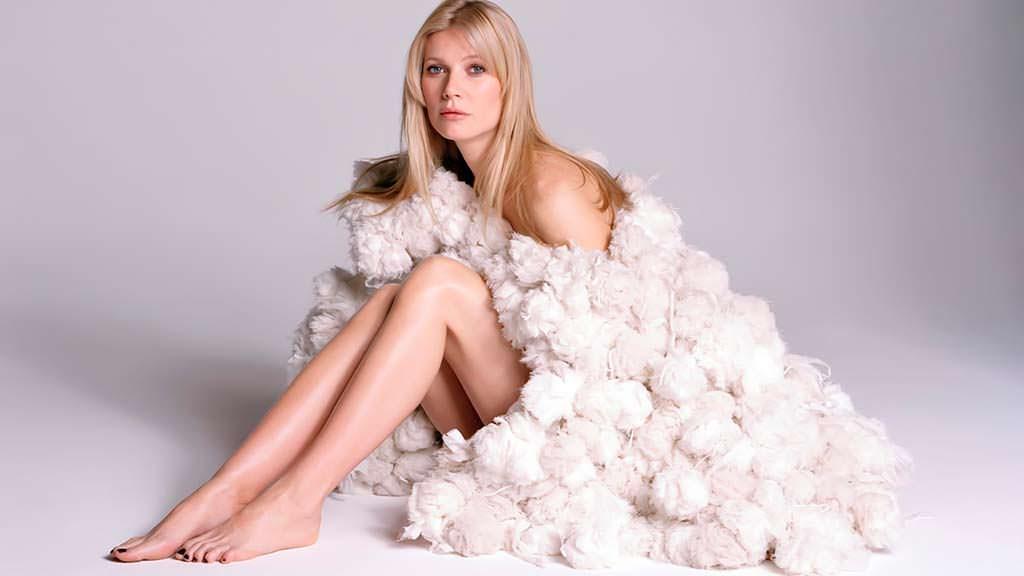 Гвинет Пэлтроу - самая красивая блондинка мира