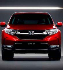 Новая Honda CR-V официально в Европе | фото