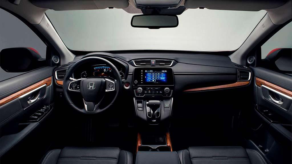 Фото салона Honda CR-V 2018