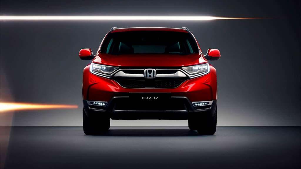 Honda CR-V нового поколения