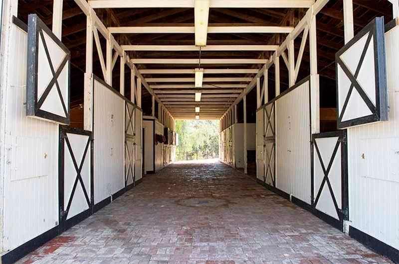 Конная Ферма Майли Сайрус в Калифорнии