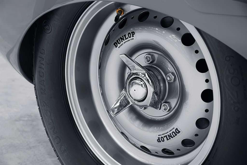 Стальные колеса Jaguar D-Type