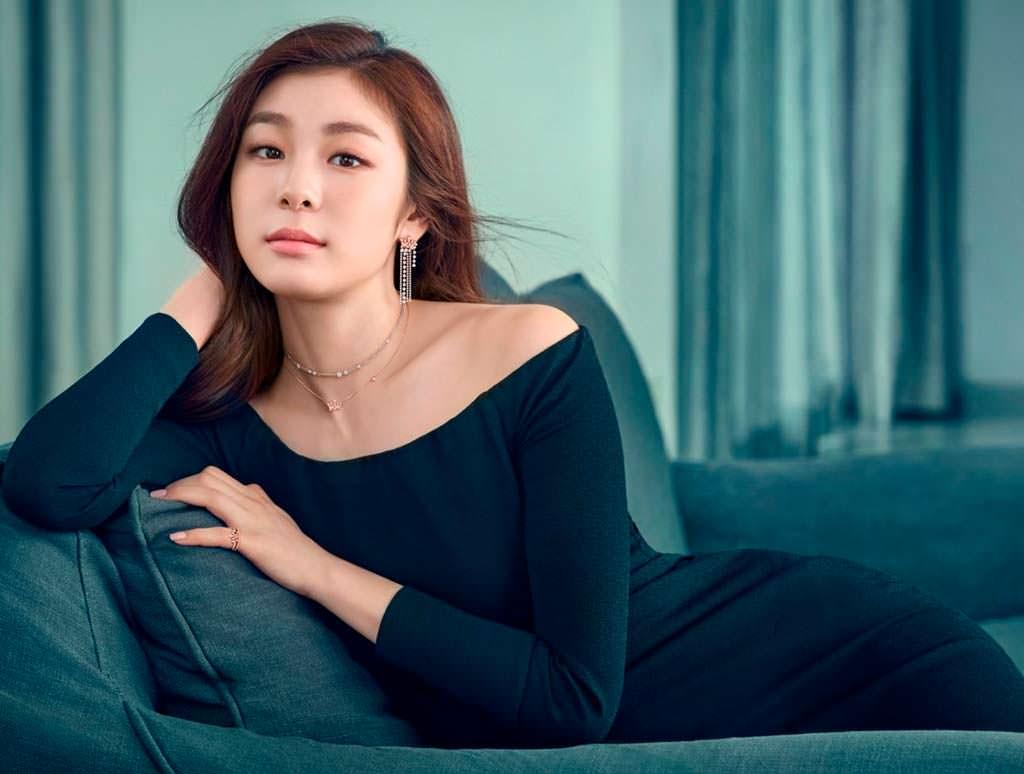 Фото | Южно-Корейская фигуристка Ким Ён А. 27 лет