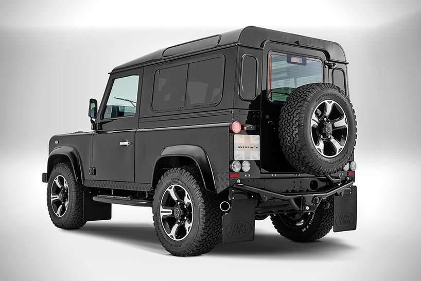 Внедорожник Land Rover Defender 40th Anniversary Edition