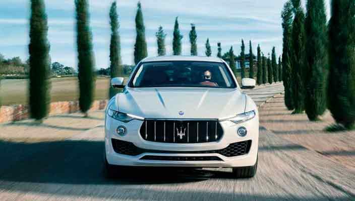 Maserati серьезно сократила объемы производства Levante
