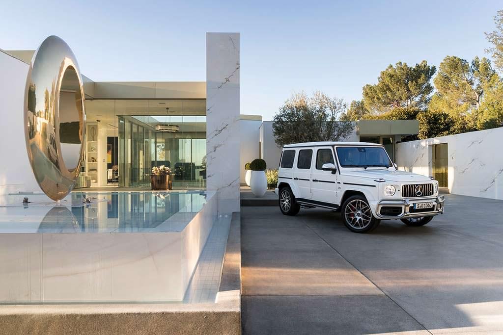 Mercedes-AMG G63 нового поколения