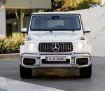 Топовый внедорожник Mercedes-AMG G63 официально | фото