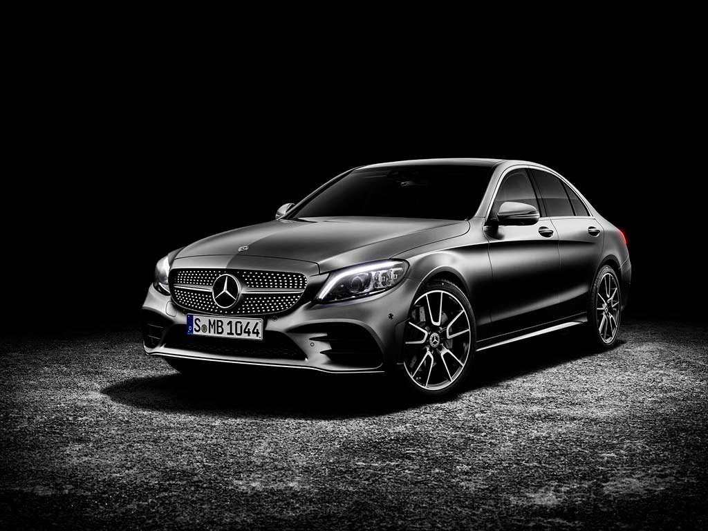Новый Mercedes-Benz C-Class 2019