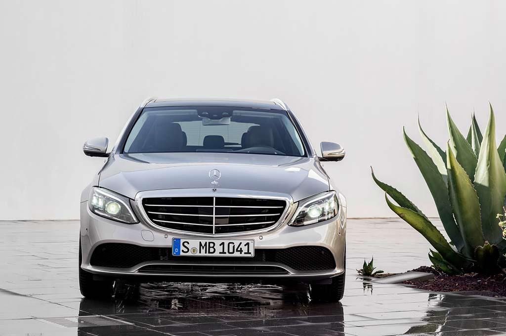 Новый Mercedes-Benz C-Class 2019 года