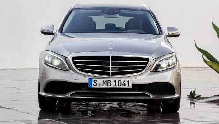 Рестайлинг Mercedes-Benz C-Class 2019 официально | фото